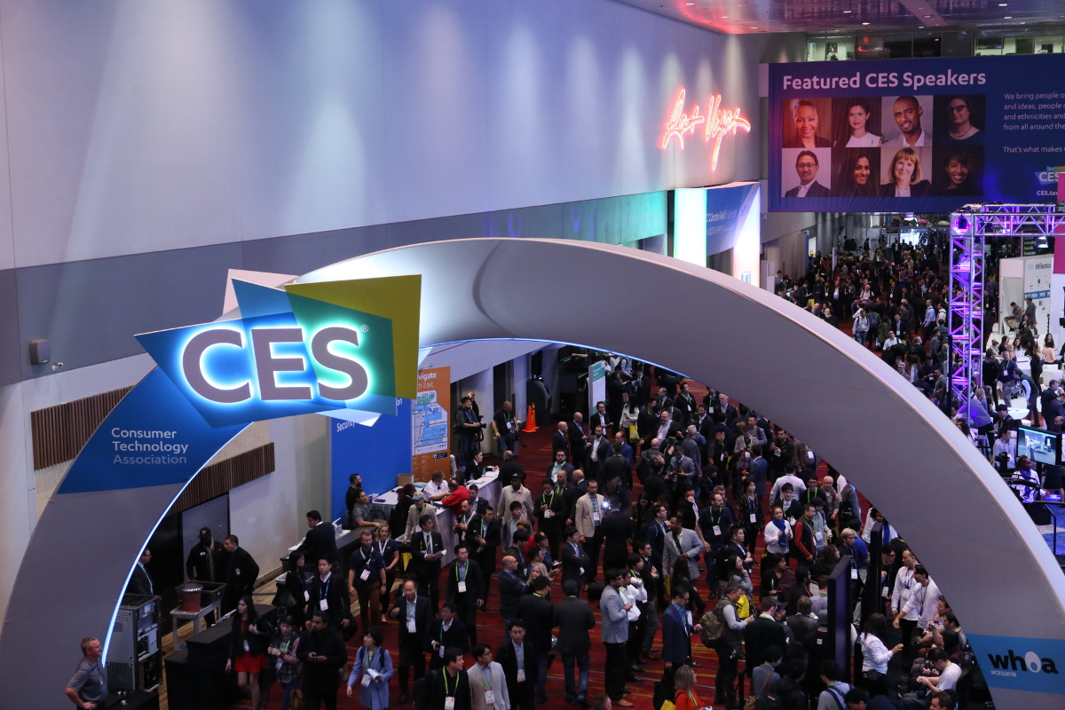 Ubister will be at CES 2019 !