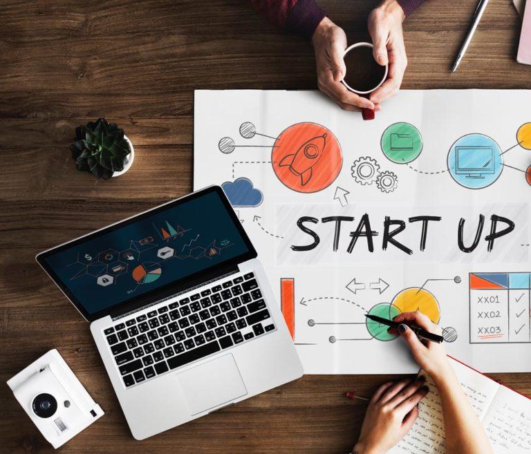 table de réflexion pour start up