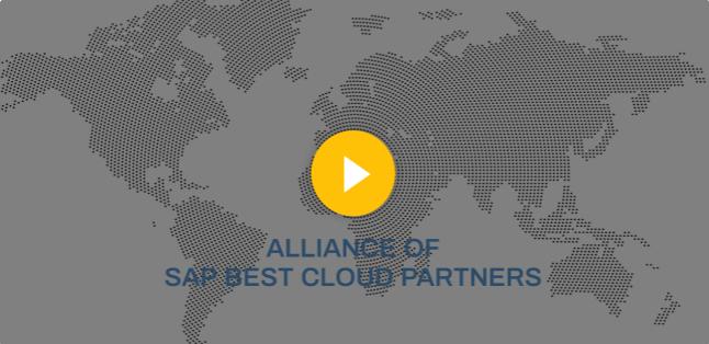 ACloudster : alliance of sap best cloud partners